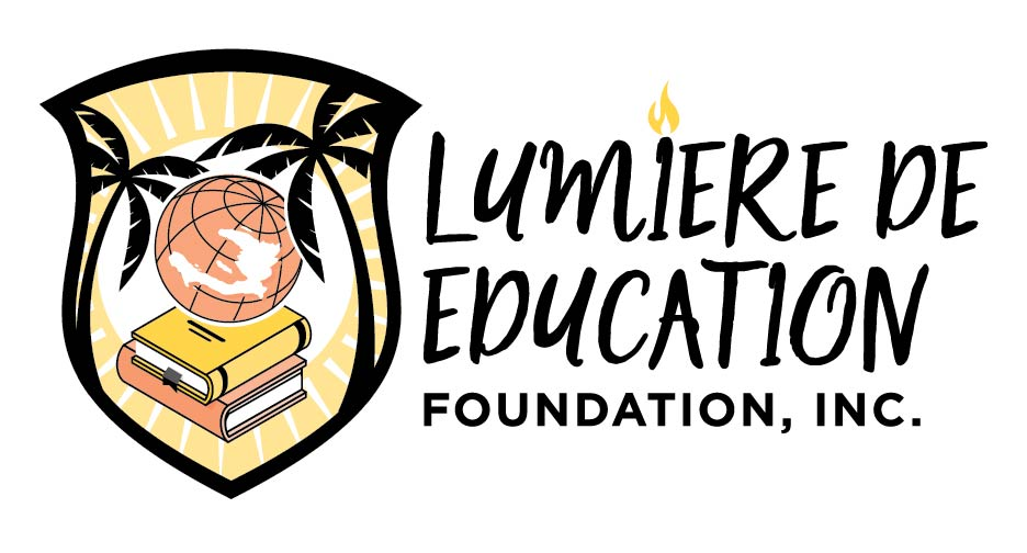 Original logo of Lumiere D'Education Foundation
